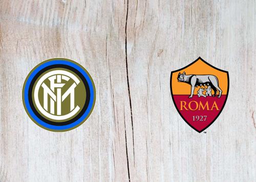 Internazionale vs Roma -Highlights 12 May 2021