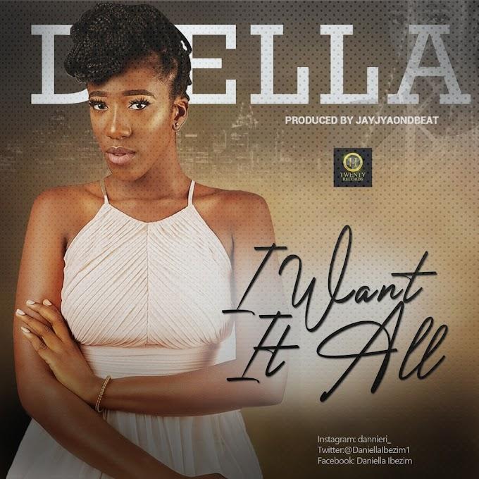 Download Mp3: D'Ella - I Want It All