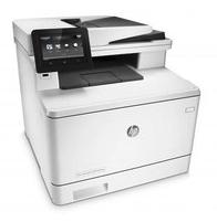 HP LaserJet Pro M477fnw printre