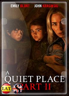 Un Lugar En Silencio Parte II (2021) WEB-DL 1080P LATINO/INGLES