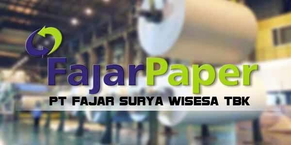 Info Loker Via Pos Terbaru Cikarang PT Fajar Surya Wisesa Tbk