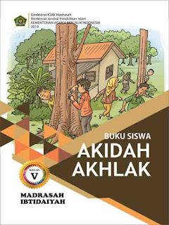 Buku Akidah Akhlak Kelas 5 MI