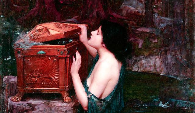 La caja de Pandora de la técnica | Caminos del lógos | Filosofía contemporánea
