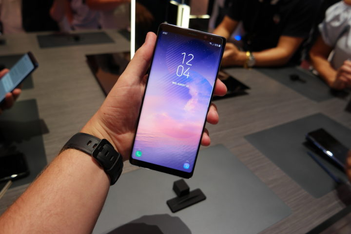 How to recover deleted files from Samsung Galaxy Note 8 phone