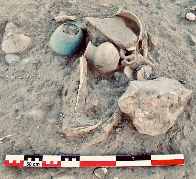 Iron Age graves, artefacts found in Oman's Musandam