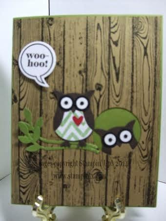 Stampintx Hardwood Woodgrain Background Card Samples