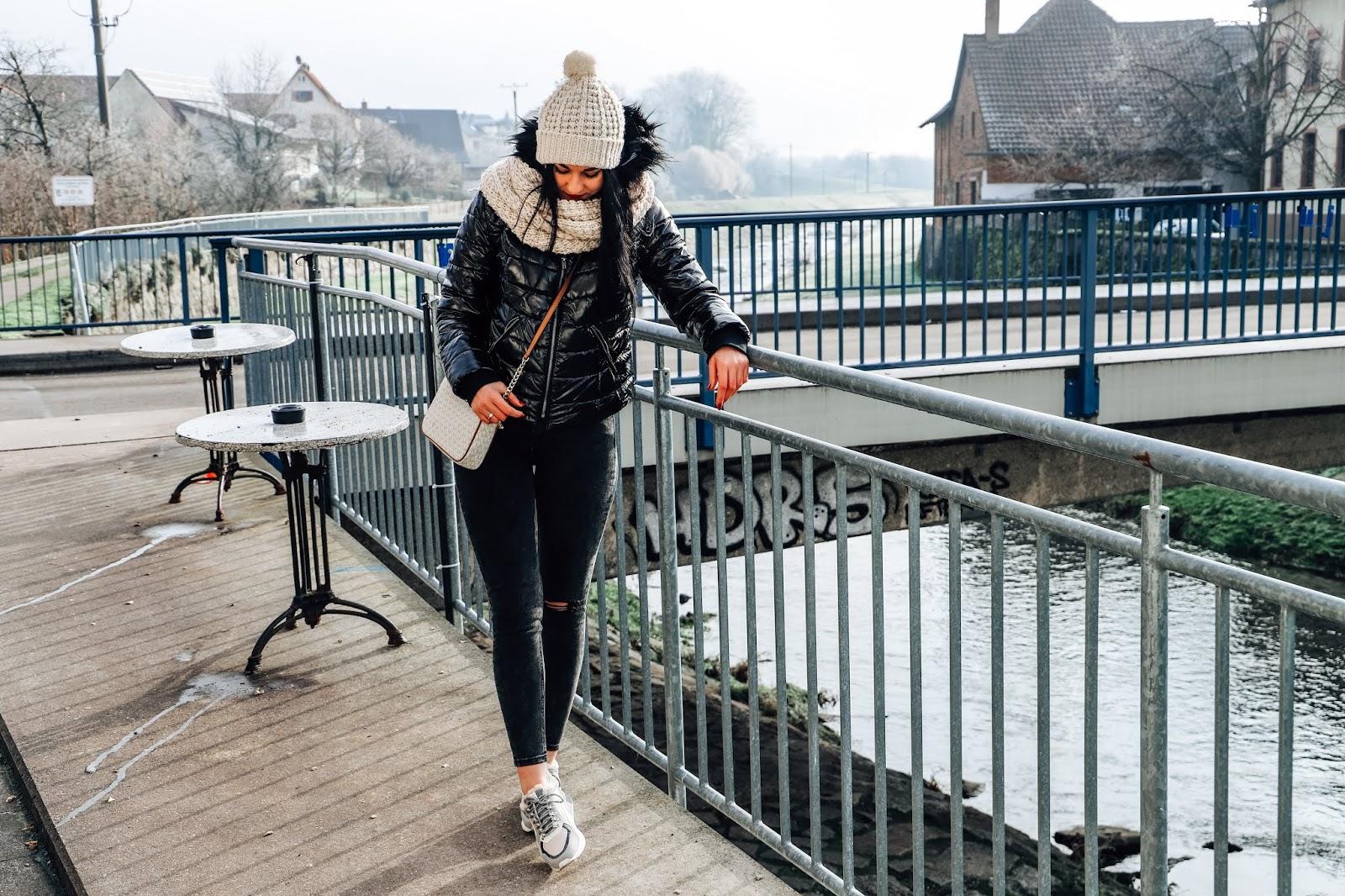 zimowe sportowe buty