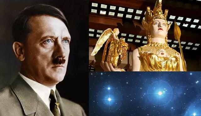 Τι εννοούσε ο Χίτλερ όταν έλεγε οτι ειναι Έλληνας και η ηλιθιότητα σε συνδυασμό με αλλα της μάζας!