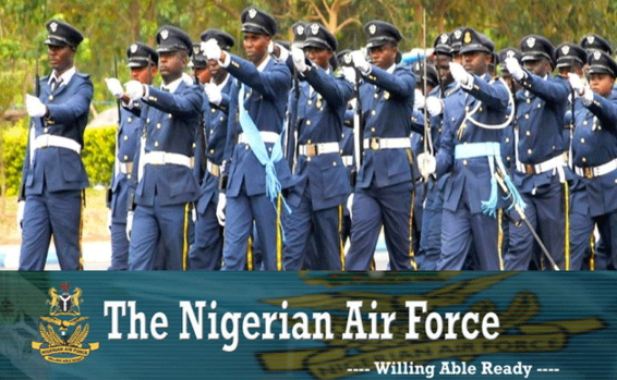 nigerian air force recruitment 2016