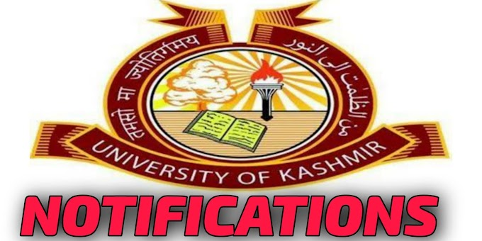 Covid-2nd wave  University of Kashmir has postponed all its offline Exams