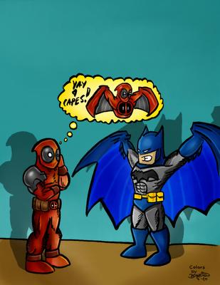 Humor Batmaniaco ~ Universo Paralelo Nº11