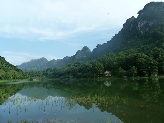 Where can trekking in Vietnam?