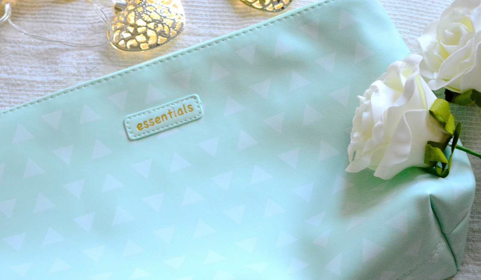 Primark Haul, Primark Essentials Washbag, Beauty Bag, Pastel Wash Bag