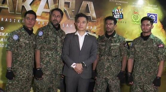 (Versi Malaysia) - Filem Bakara Menelan Belanja 20 J, Kisah Benar Tragedi Black Hawk Down