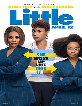 Little (2019) English 480p HDRip x264 300MB ESubs Movie Download