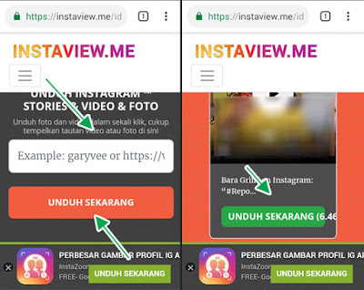 Cara Mendownload Video di Instagram ke Galeri Tanpa Aplikasi