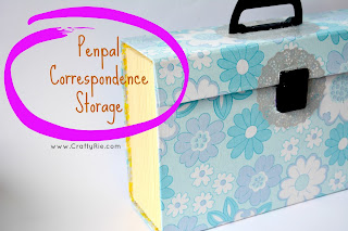 http://www.craftyrie.com/2015/06/storage-for-penpal-correspondence.html