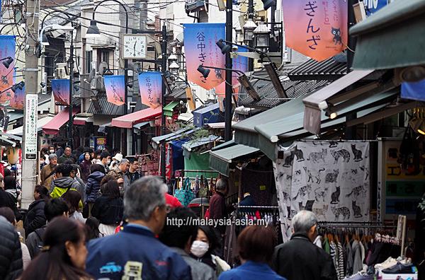 Tokyo Yanaka Ginza