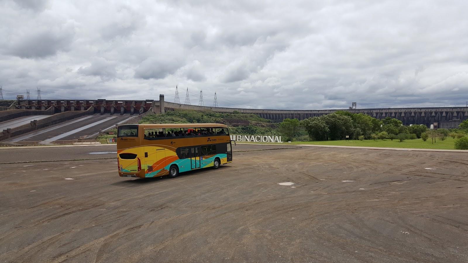 Visita Panorâmica Itaipu