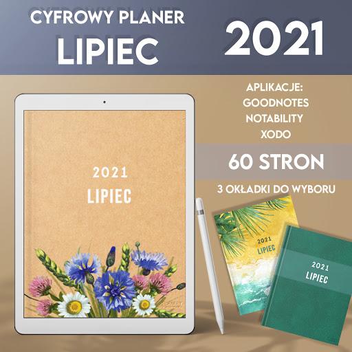 Sprawdź również planer cyfrowy na LIPIEC 2021