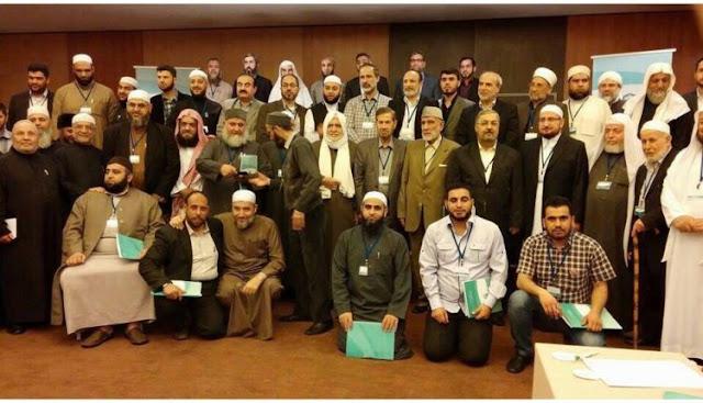 المجلس الإسلامي السوري يحرم الانضمام لقوات النظام وفصائل التسويات