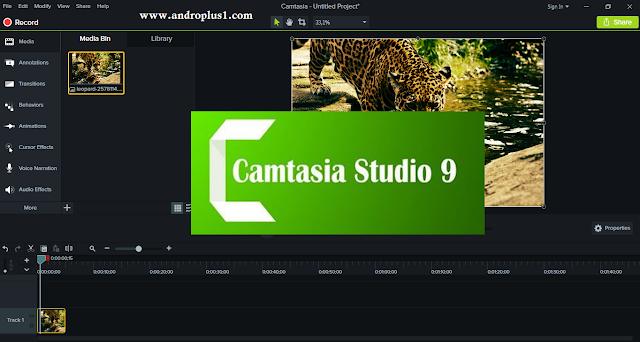 تحميل برنامج camtasia studio 2019