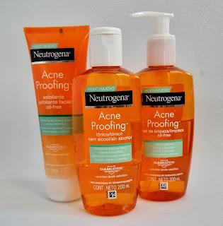 Resenha linha acne proofing neutrogena dicas da tia