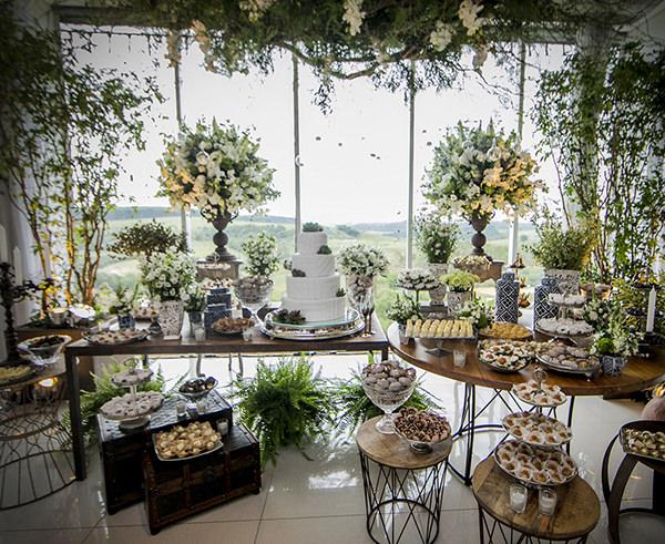 casamento villa sansu verde branco