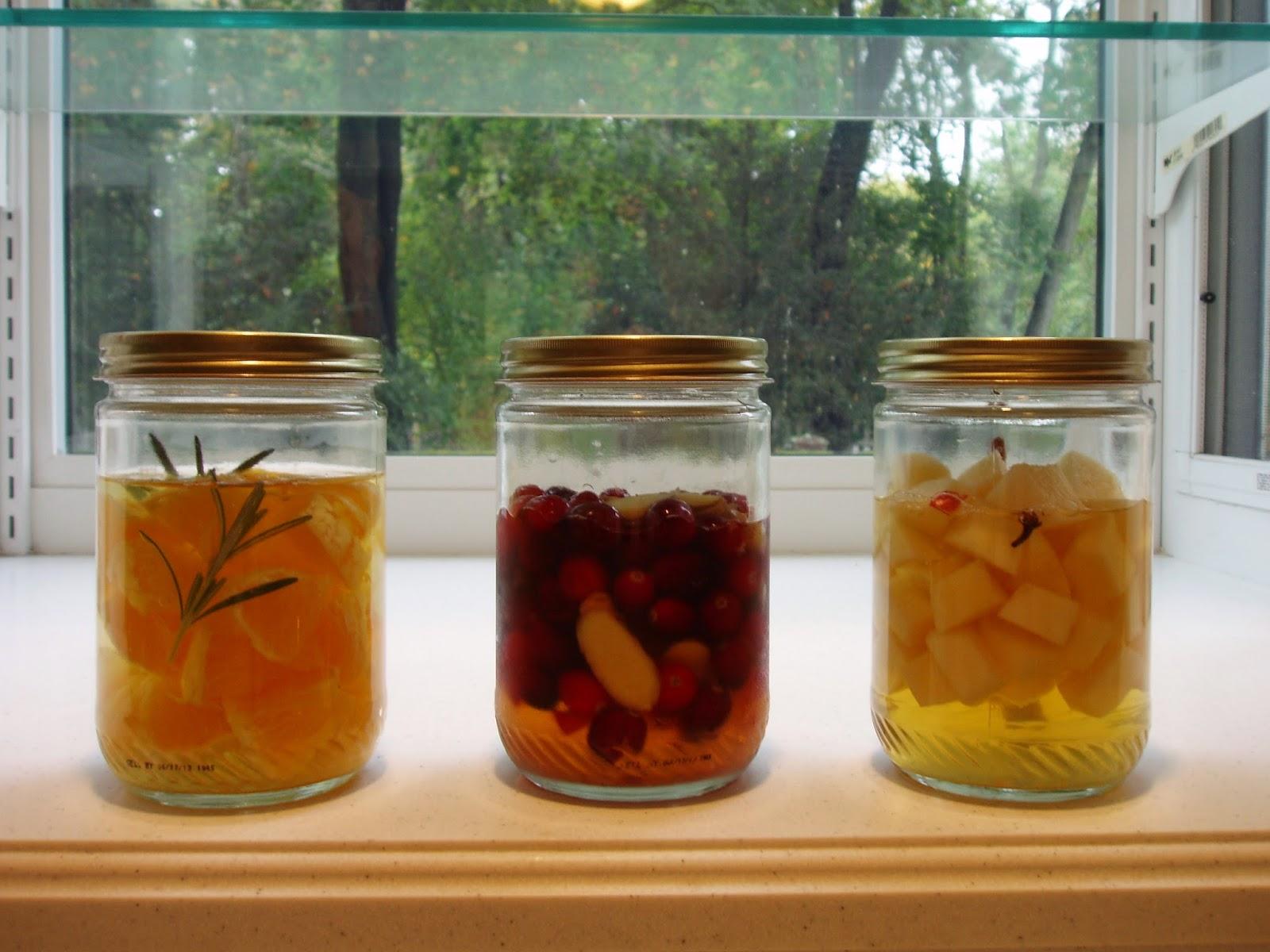 homemade shrubs drinking vinegars