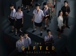The Gifted: Graduation 2021