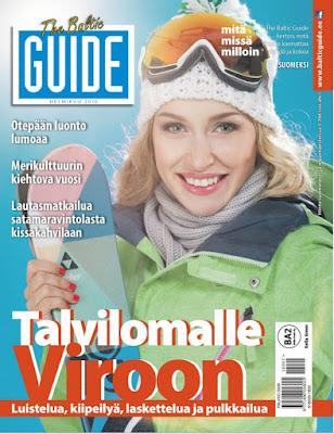Baltic Guide helmikuu 2016 - Tallinna Tutuksi