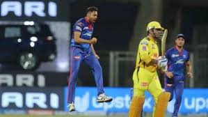 IPL 2021, live cricket score,CSK vs DC Live Score: CSK vs DC Live Cricket Score Online: IPL 2021, CSK vs DC Live Cricket, CSK six down,Curran-Jadeja help CSK post 188/7