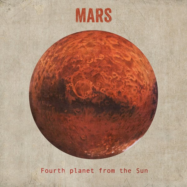 Mars by Terry Fan