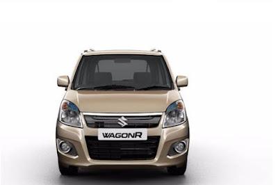 Maruti Suzuki Wagon R Gold front pics