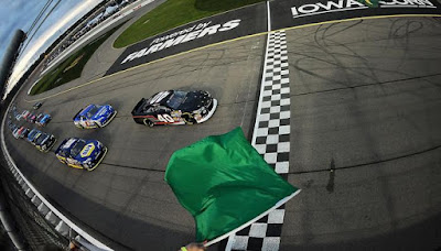 Combination Event Puts Best of East and West on Same Stage #knwest #kneast #nascar