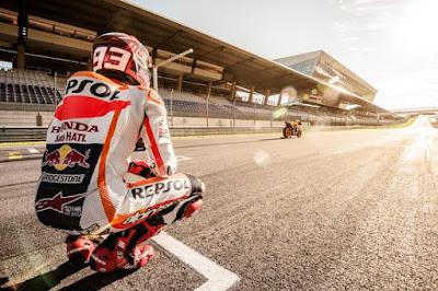 Marquez Sebut Sirkuit Baru MotoGP di Austria Cukup Ngeri