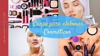 cómo elaborar cosméticos
