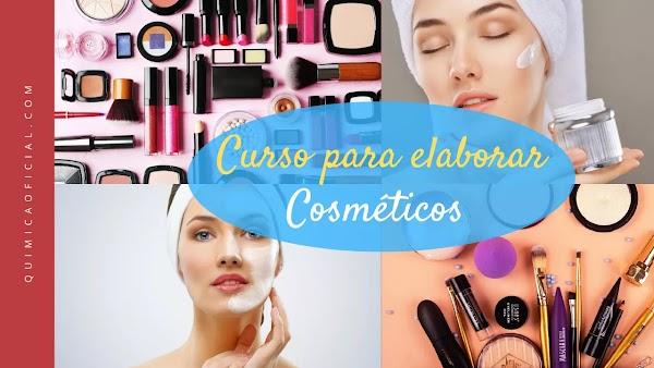 ▷ Fórmulas para elaborar productos cosméticos