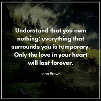 famous love and life quotes by leon brown