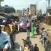 समस्तीपुर : पूरा शहर कोरोना की चपेट में है फिर भी बाजार में बिना मास्क के घूम रहे हैं लोग.