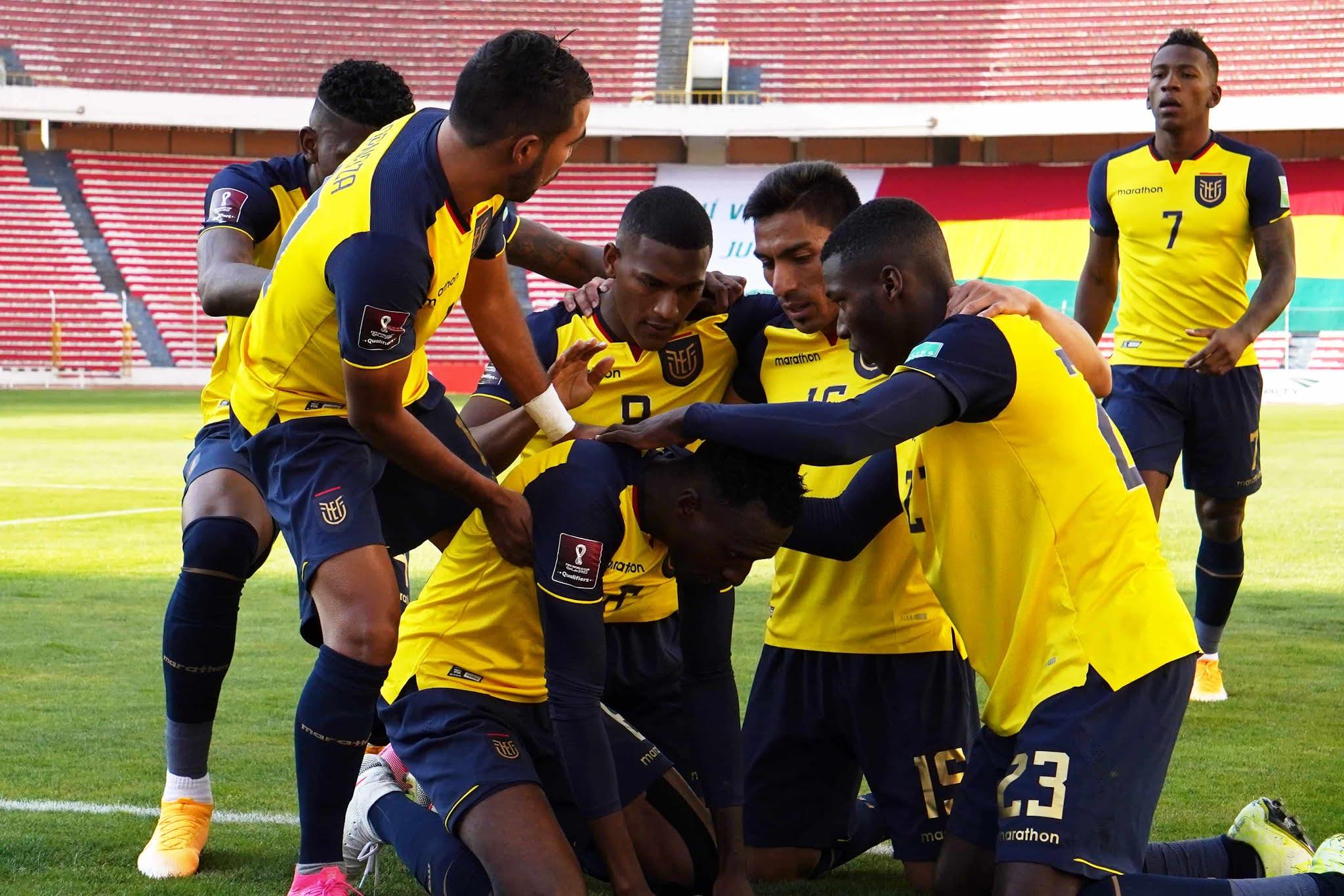 Bolivia Ecuador Eliminatorias Sudamericanas