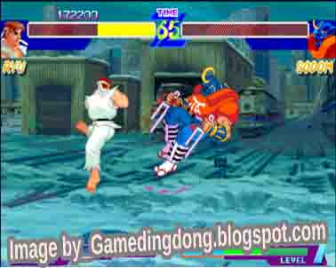 Street Fighter Alpha1