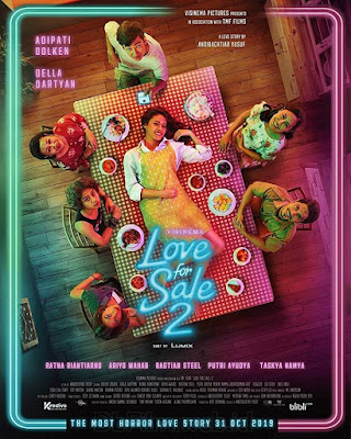 Sinopsis film Love for Sale 2 (2019)
