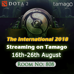 Dota 2 - The International 2018 (Streaming in Tamago!)