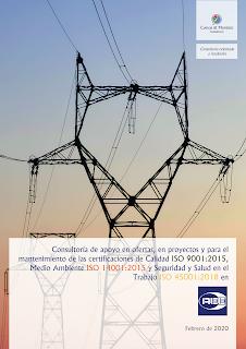 trabajo firmado entre Cuevas y Montoto Consultores y AEE Power.