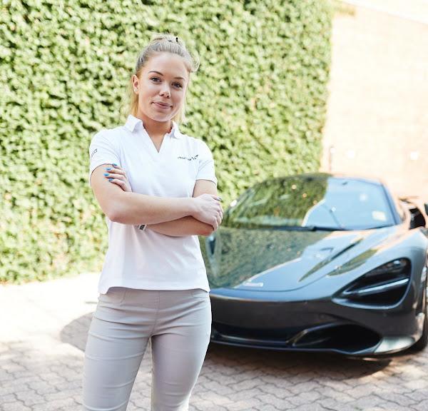 Cientista da McLaren é eleita jovem engenheira do ano 2021 na Inglaterra
