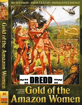 Gold Of The Amazon Women (1979) 480p 300MB HDRip Hindi Dubbed Dual Audio [Hindi + English] MKV