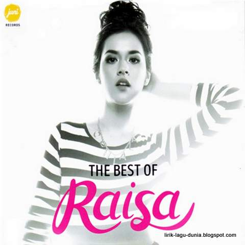Sampul Album The Best of Raisa