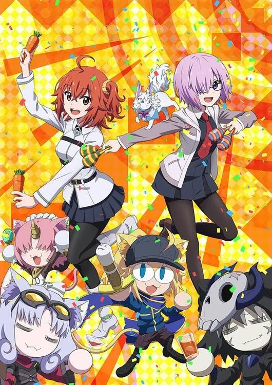 El juego Fate/Grand Order obtiene 2 OVAs con el título Fate/Grand Carnival