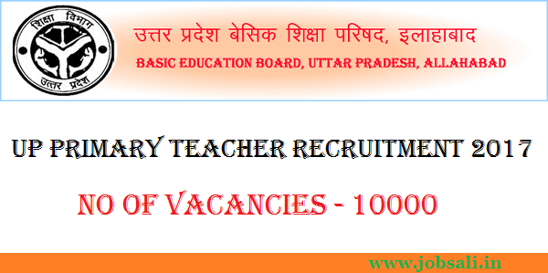 UP Basic Education Board, UP Basic Shiksha Parishad, teacher vacancy in up
